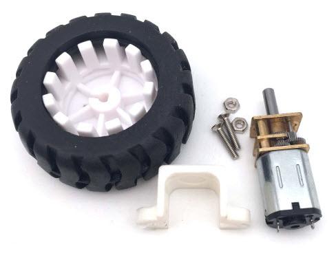 Мотор-редуктор GA12-N20-200