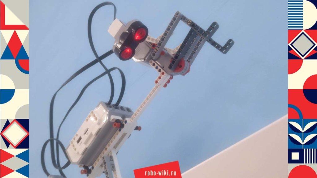💾🔑 Робо-качели из Lego EV3